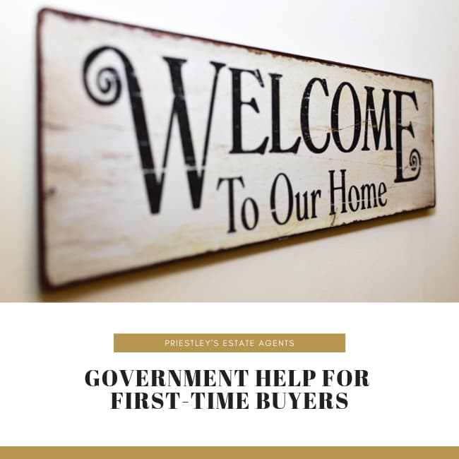 What Government Help is Available for First-Time Buyers - Valor Properties Estate Agents